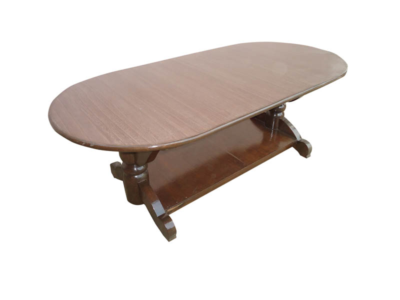 oval t-table